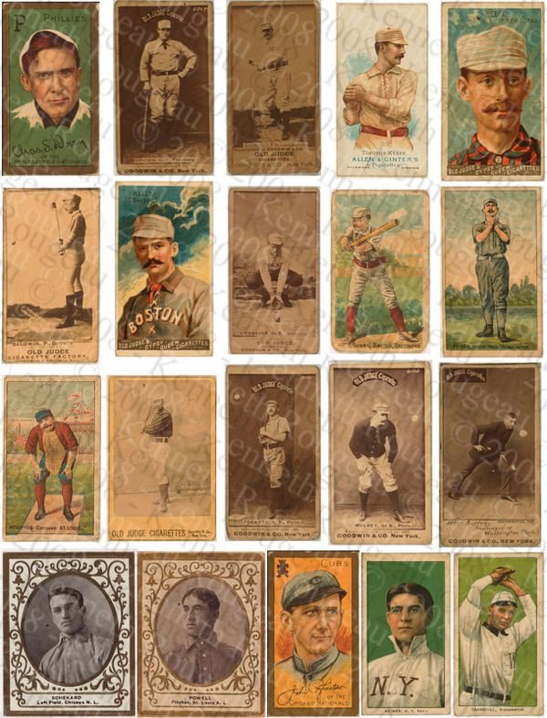Copyright Fair Use And Baseball Cards Ask Harriete