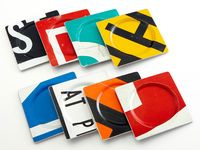 Boris Bally Coasters