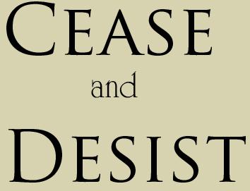 CeaseandDESIST