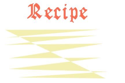 RecipeCard