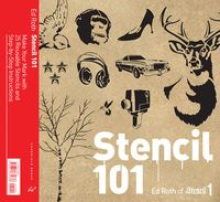 Stencil 101 Book image