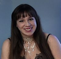 Portrait of Victoria Lansford