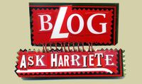 Blog ASK Harriete offers professional advice to the arts and crafts community.