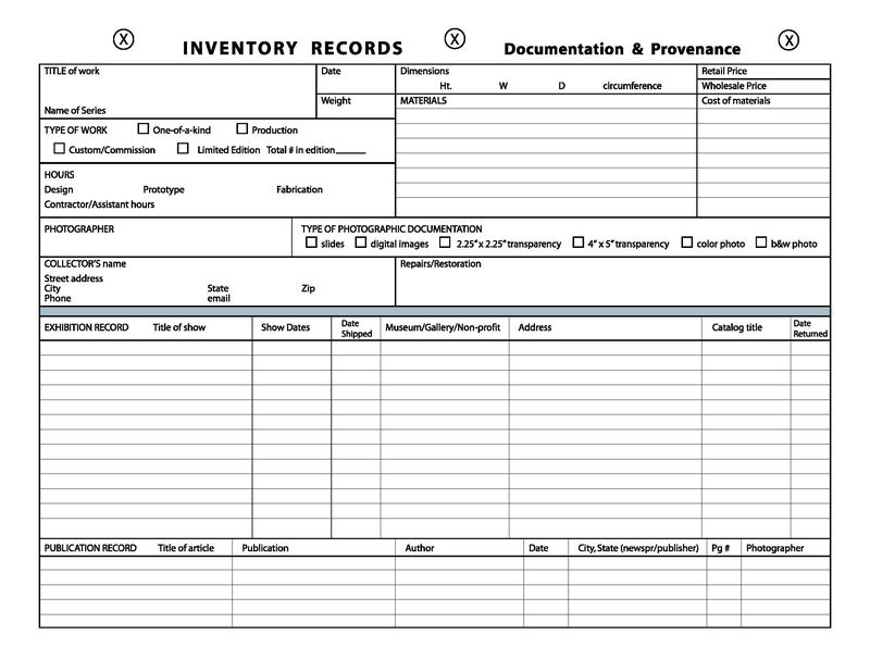 InventoryRecordFORM