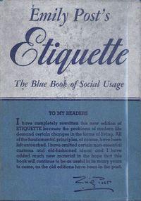 Etiquettebook