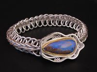 Bracelet by Victoria Lansford