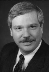 Portrait of Chris Balch lawyer
