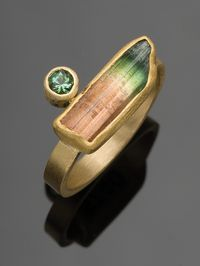 Antelman Tourmaline Crystal Ring