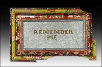 Remember Me by Harriete Estel Berman