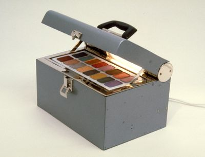 Pandora's Tool Box titled Make Me Over, Over, Over by Harriete Estel Berman