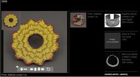 Harriete Estel Berman's bracelet on the MAD web site.