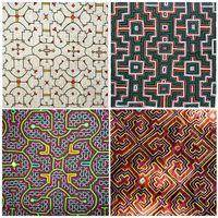 Shipibo-patterns