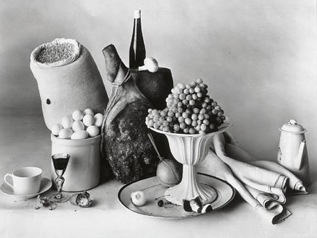 Irving Penn stilllife