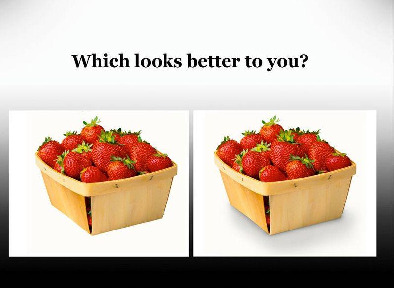 Strawberrycomparison