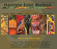 Website for Harriete Estel Berman