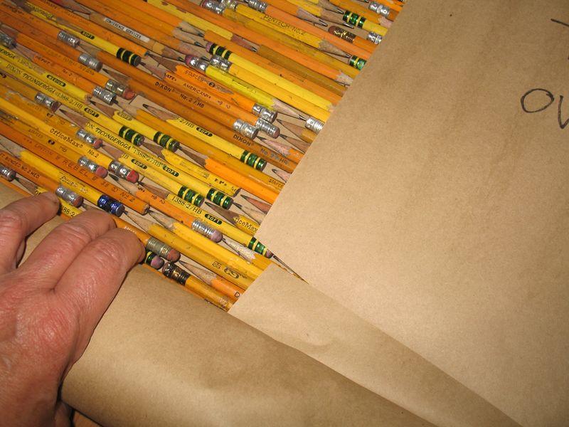 PencilsROLLING