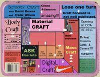 Craft Forward symbolic Game Board