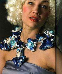 Emiko oye lego necklace