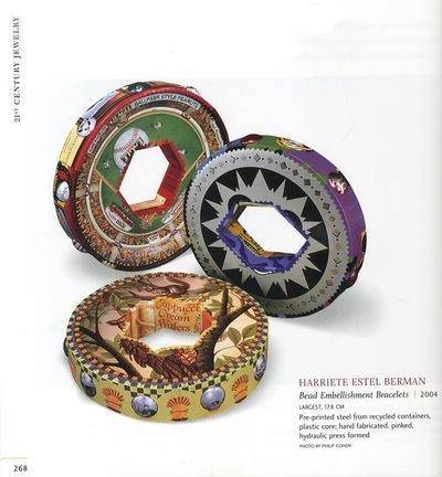 21st Century Jewelry book includes jewelry by HarrieteEstelBerman