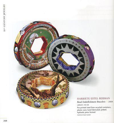 21st Century Jewelry book includes jewelry by HarrieteEstelBerman