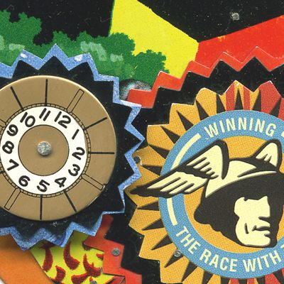 Winning the Race With Time by Harriete Estel Berman