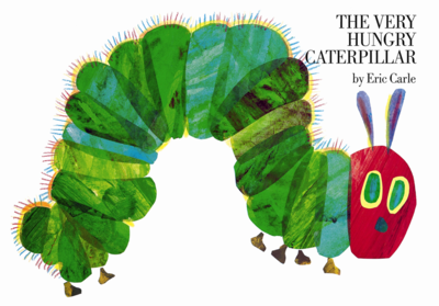 The Very Hungry Catepillar by Eric Carlee
