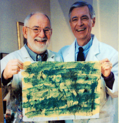 Mr Rogers and Eric Carle