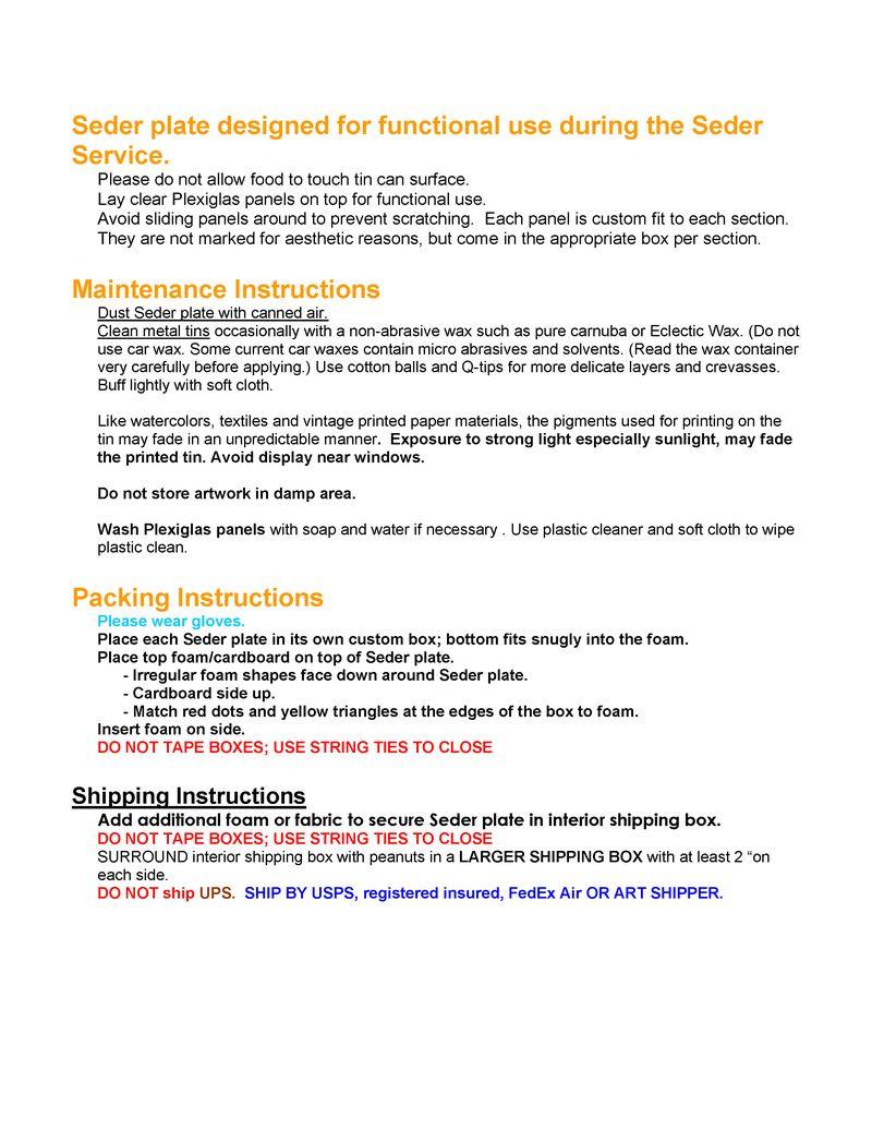 MaintenanceSHIPPINGPAGE2