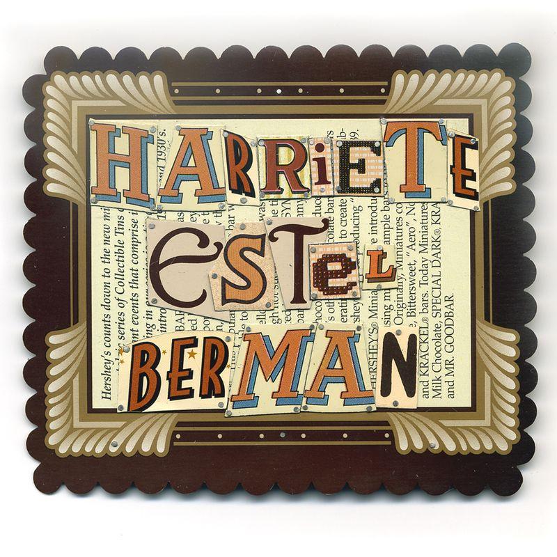 HarrieteEstelBermanBROWNframe72
