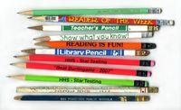 Library Pencil from Harriete Estel Berman