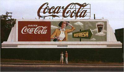 ROSENQUIST billboard