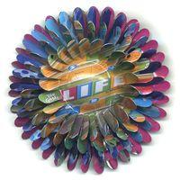 Life Flower Pin by Harriete Estel Berman