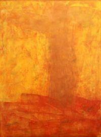 The Libertine  - 36 x 48 - Mixed Media by JoAnneh Nagler