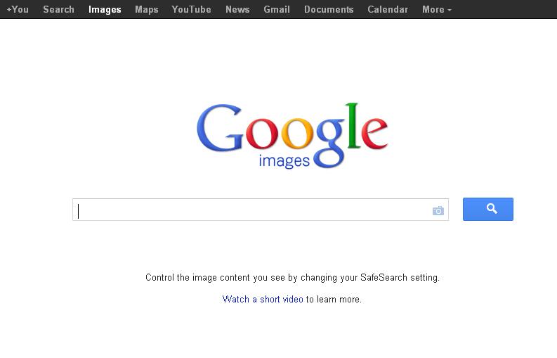 PinterestGoogleBlank