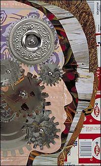 Harriete Estel Berman image of the thinking and creativity from her Judaica Spice Books Besamin  b