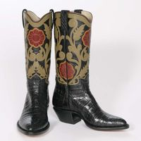 Crafting a Niche Market with Unique Cowboy Boots - Ask Harriete
