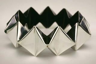 Merry Renk Folded Crown