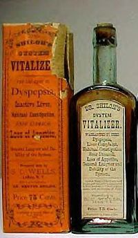Medicine Vitalizer BOTTLE
