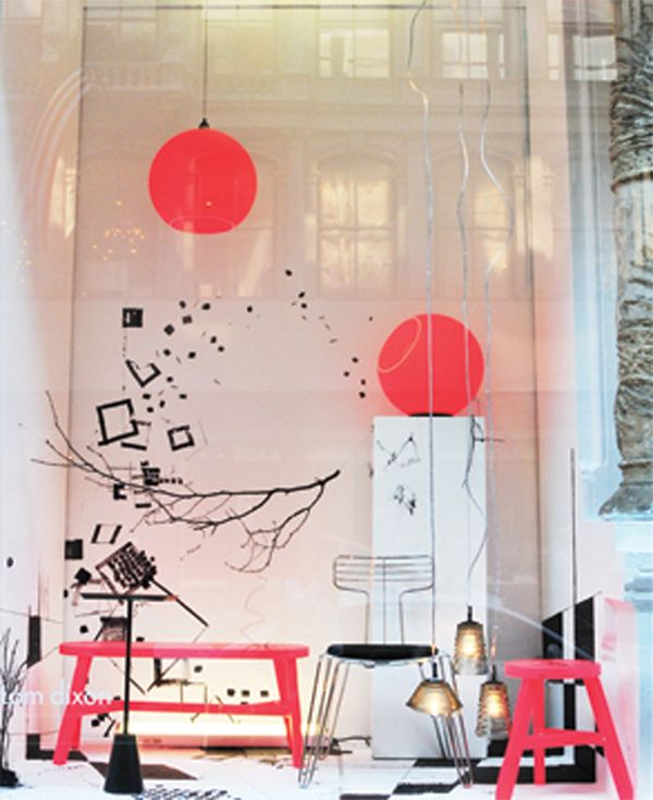 Window Dressing For Booth Display Inspiration Ask Harriete