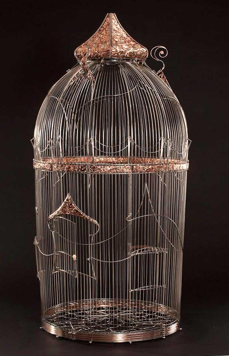 J.Diemer-Birdcage