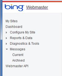 BingWebmasterDashboard