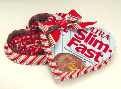 Deliema of Desire Candy Box about the painful things we do to ourselves with food.from