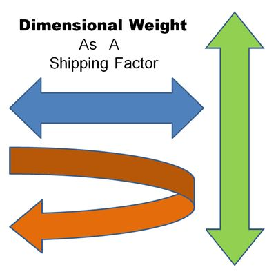 Dimensional-Weight-Arrows