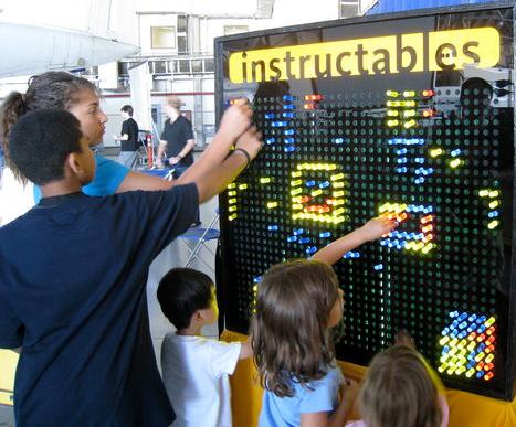 MakerFaireInstructables