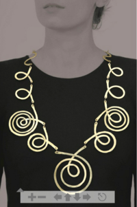 CALDER-SPIRAL-nECKLACE