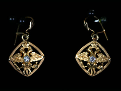 FabergeTwoEarrings