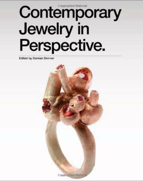 Lecture by Lisebeth den Besten & Ben Lignel About Contemporary Jewelry