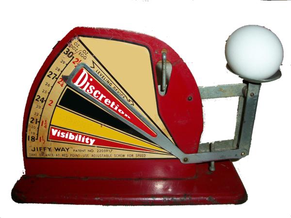 Discretion Has Value Beyond $$ Visibility