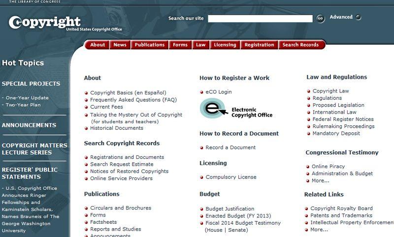 Copyright-Office-Website