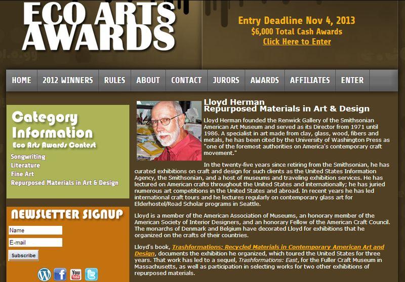 Eco-Arts-Awards-Lloyd-Hermann